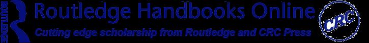 Librarian resources - Routledge Handbooks Online